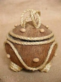 Perfect Diy Coconut Shell Ideas For Everyonen That Simple To Try 17