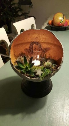 Perfect Diy Coconut Shell Ideas For Everyonen That Simple To Try 24