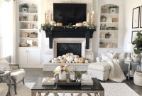 Relaxing Diy Halloween Living Room Decoration Ideas To Try 38