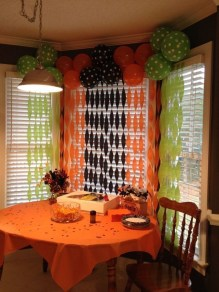 Rustic Halloween Party Decoration Ideas To Try Now 04