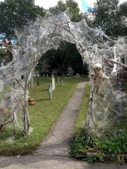 Rustic Halloween Party Decoration Ideas To Try Now 09