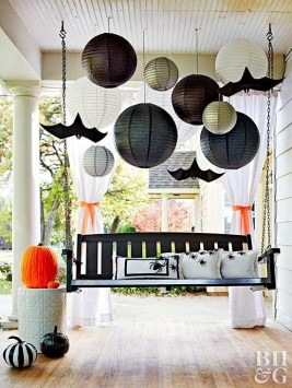 Rustic Halloween Party Decoration Ideas To Try Now 35