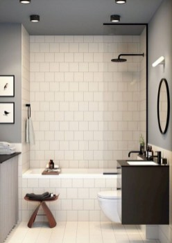Unrdinary Small Bathroom Design Remodel Ideas With Awesome Tiles To Try 01