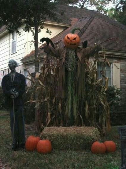 Wonderful Halloween Design Ideas Themed Tomb And Skull Inspire 04