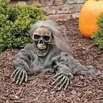 Wonderful Halloween Design Ideas Themed Tomb And Skull Inspire 27