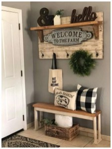 48Unique Diy Farmhouse Home Decor Ideas To Try Right Now