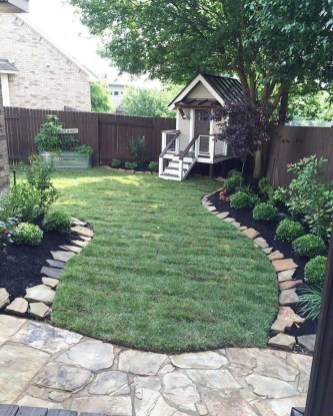 Awesome Backyard Landscaping Design Ideas For Your Home 09