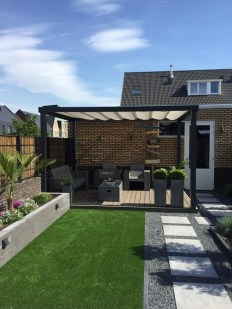 Awesome Backyard Landscaping Design Ideas For Your Home 11