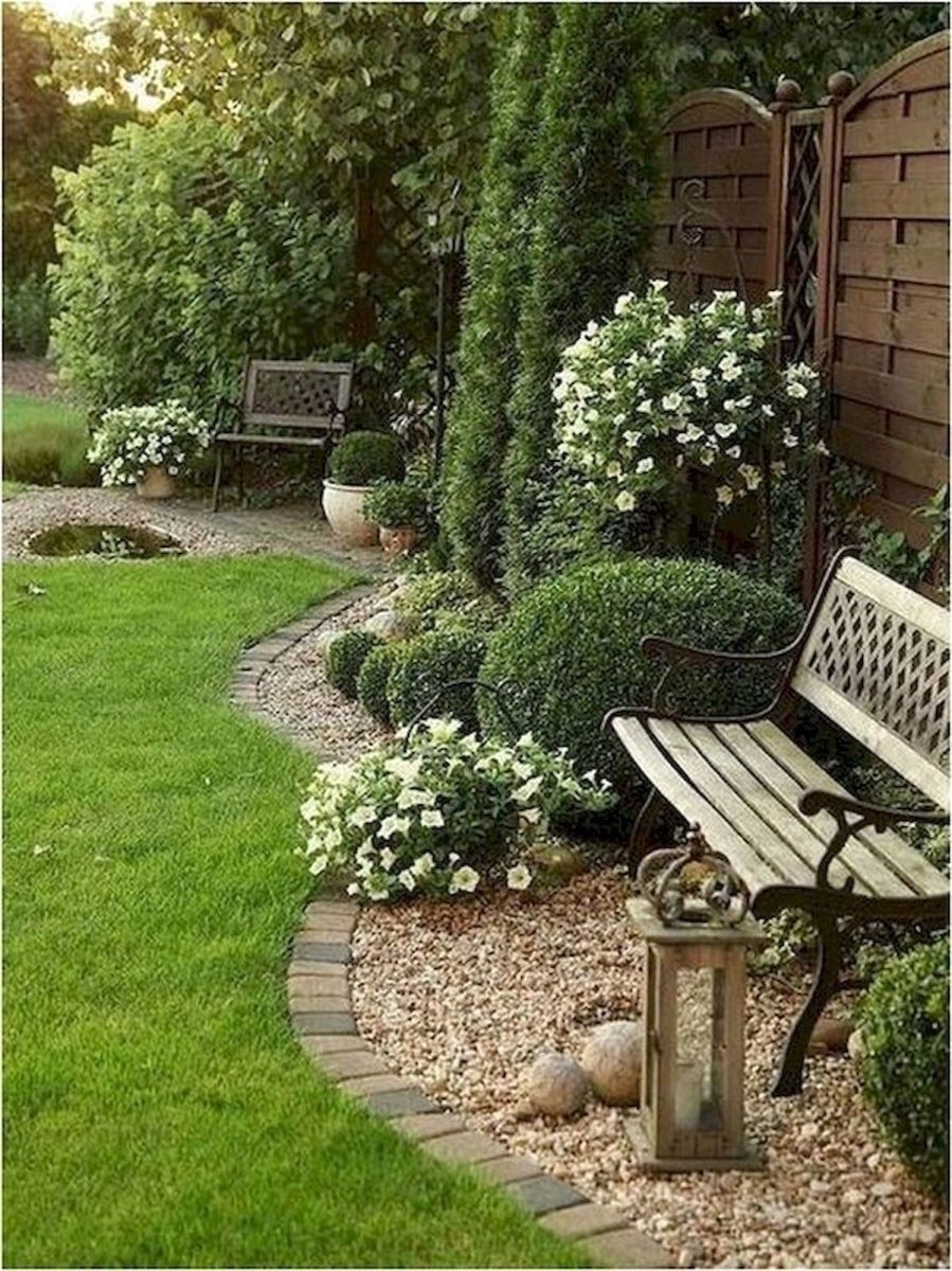 Awesome Backyard Landscaping Design Ideas For Your Home 44