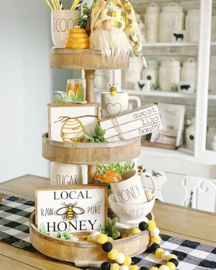 Awesome Summer Decor Ideas With Rustic Farmhouse Style To Try Asap 24