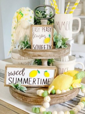 Awesome Summer Decor Ideas With Rustic Farmhouse Style To Try Asap 25
