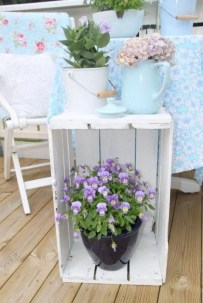 Awesome Summer Decor Ideas With Rustic Farmhouse Style To Try Asap 39