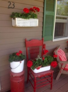 Awesome Summer Decor Ideas With Rustic Farmhouse Style To Try Asap 40