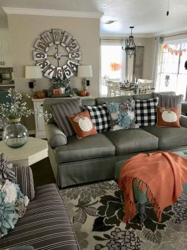 Beautiful Farmhouse Living Room Makeover Decor Ideas To Try Asap 17