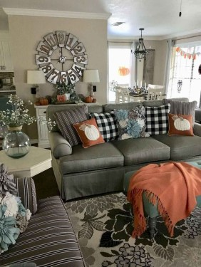 Beautiful Farmhouse Living Room Makeover Decor Ideas To Try Asap 25