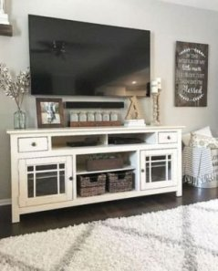 Beautiful Farmhouse Living Room Makeover Decor Ideas To Try Asap 30