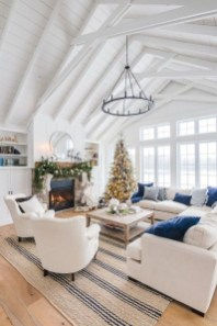 Beautiful Farmhouse Living Room Makeover Decor Ideas To Try Asap 32