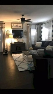 Beautiful Farmhouse Living Room Makeover Decor Ideas To Try Asap 38