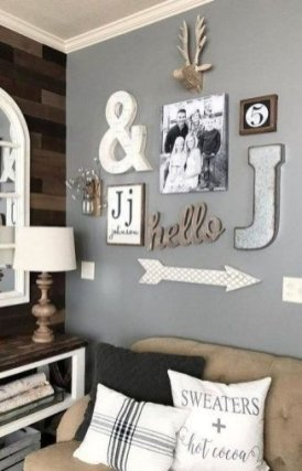 Beautiful Farmhouse Living Room Makeover Decor Ideas To Try Asap 42
