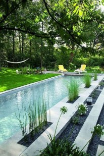 Cozy Backyard Swimming Pools Design Ideas To Copy Right Now 10