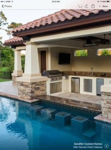 Cozy Backyard Swimming Pools Design Ideas To Copy Right Now 11