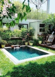 Cozy Backyard Swimming Pools Design Ideas To Copy Right Now 28