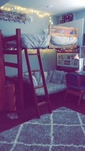 Elegant College Dorm Room Design Ideas That Suitable For You 22