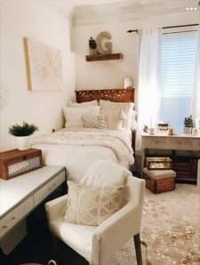 Elegant College Dorm Room Design Ideas That Suitable For You 39