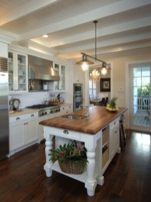 Enchanting Lighting Design Ideas For Modern Kitchen To Try Asap 23