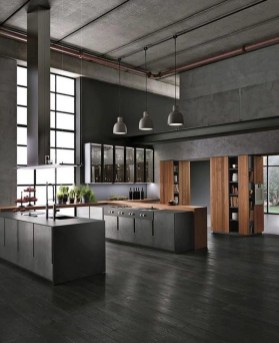 Enchanting Lighting Design Ideas For Modern Kitchen To Try Asap 26