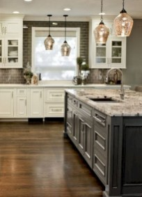 Enchanting Lighting Design Ideas For Modern Kitchen To Try Asap 30