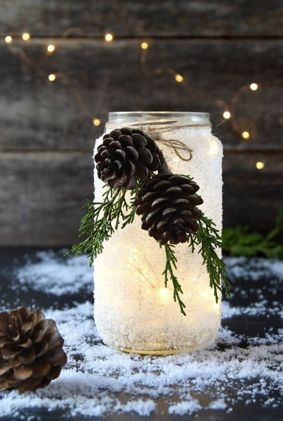 Fancy Mason Jar Upcycles Ideas To Have This Season 40