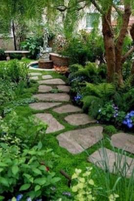 Genius Summer Backyard Landscaping Design Ideas To Inspire Everyone 09