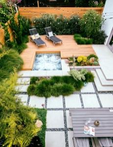 Genius Summer Backyard Landscaping Design Ideas To Inspire Everyone 12