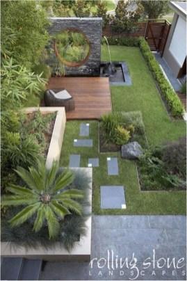 Genius Summer Backyard Landscaping Design Ideas To Inspire Everyone 16