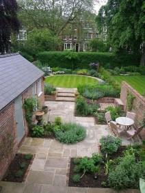 Genius Summer Backyard Landscaping Design Ideas To Inspire Everyone 30