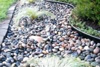 Hottest Diy River Rocks Design Ideas For Summer Garden 46