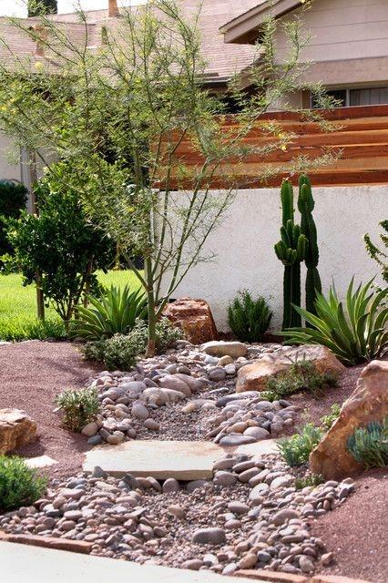 Hottest Diy River Rocks Design Ideas For Summer Garden 49