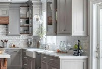 Inexpensive Kitchen Design Ideas On A Budget To Try 46