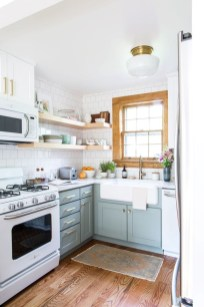 Inspiring Small Kitchen Remodel Design Ideas That Will Inspire You 11