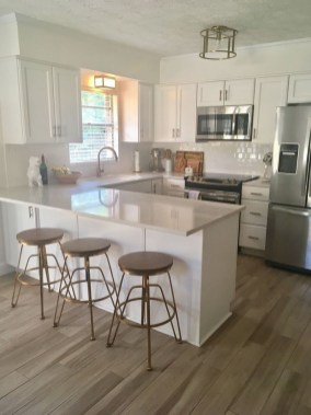 Inspiring Small Kitchen Remodel Design Ideas That Will Inspire You 16