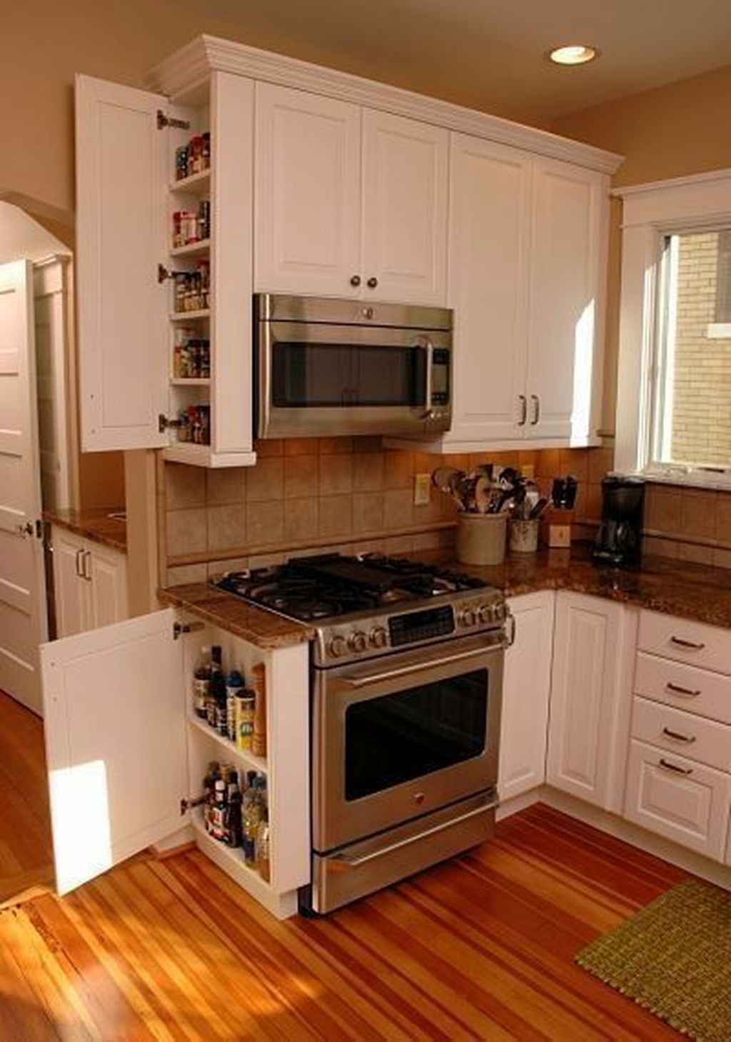 30 Inspiring Small Kitchen Remodel Design Ideas That Will Inspire You Gagohome
