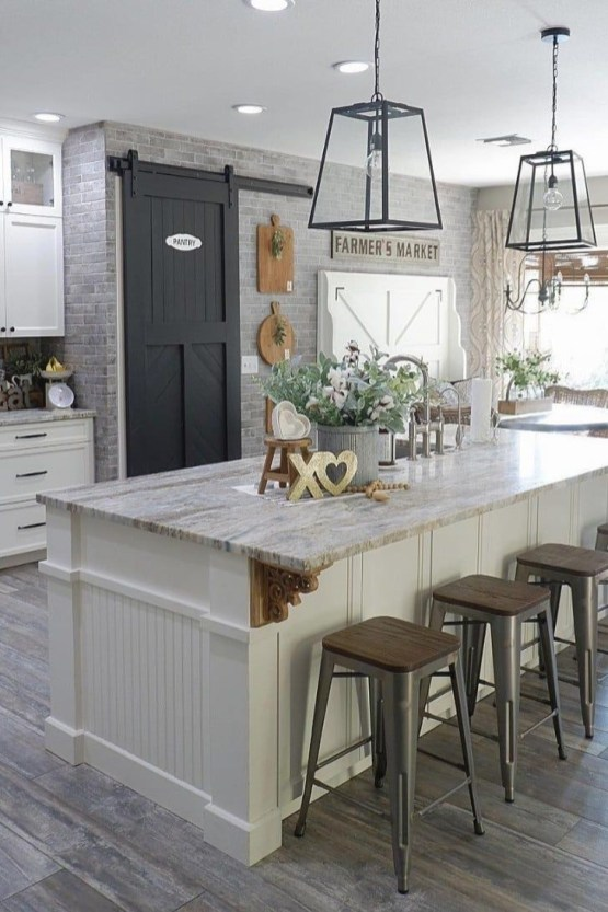 Inspiring Small Kitchen Remodel Design Ideas That Will Inspire You 38