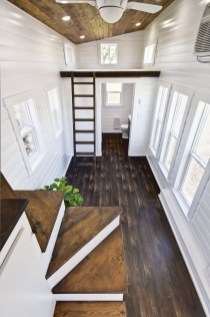 Relaxing Tiny House Makeovers Design Ideas With Farmhouse Style 13