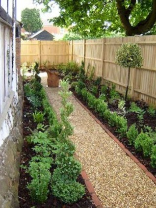 Rustic Small Backyard Design Ideas With Vertical Garden To Try Asap 34