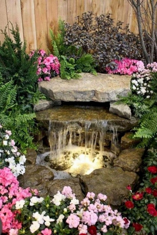 Rustic Small Backyard Design Ideas With Vertical Garden To Try Asap 39