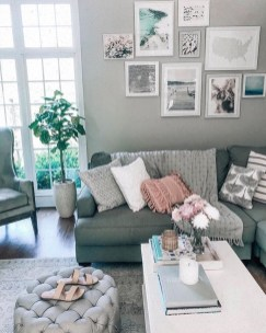 Splendid Living Room Décor Ideas For Spring To Try Soon 03