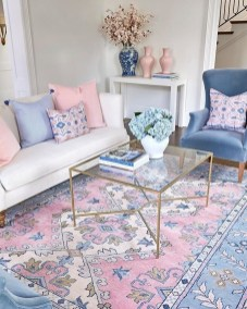 Splendid Living Room Décor Ideas For Spring To Try Soon 21