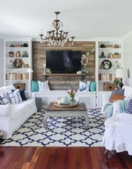 Splendid Living Room Décor Ideas For Spring To Try Soon 43