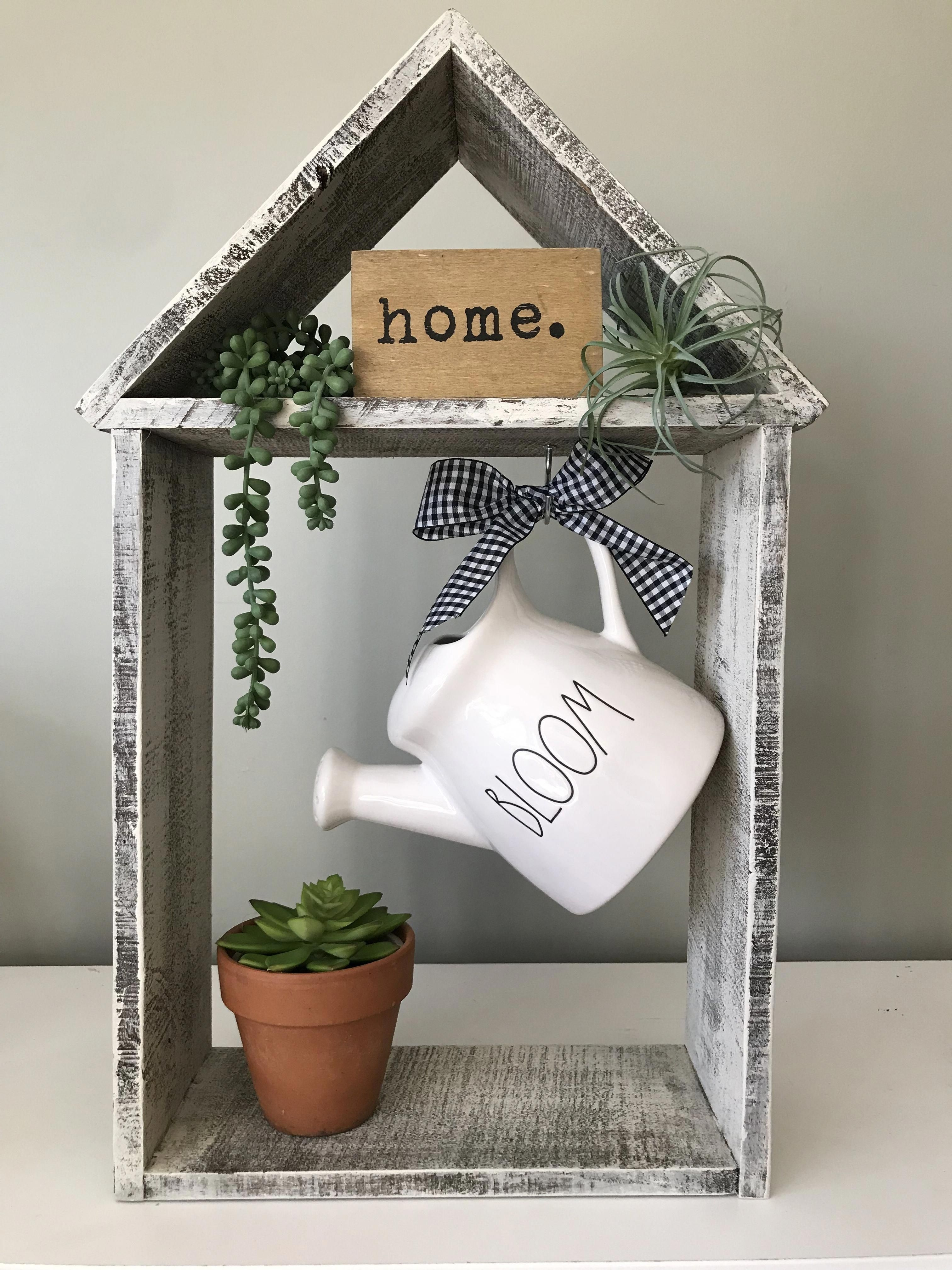 Superb Spring Home Decor Ideas With Farmhouse Style To Try Asap 03